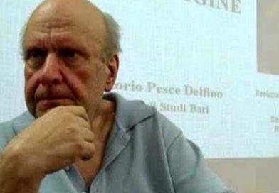 VITTORIO PESCE DELFINO E' MORTO