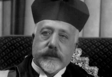 VITO VOLTERRA, Un grande matematico antifascista di Piero De Sanctis