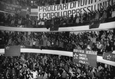 100° ANNIVERSARIO DELLA FONDAZIONE DEL PARTITO COMUNISTA D'ITALIA DI ANTONIO GRAMSCI (1921) E 100° ANNIVERSARIO DELLA NASCITA DI FOSCO DINUCCI (1921) FONDATORE DEL PARTITO COMUNISTA D'ITALIA (MARXISTA-LENISTA) (1966) di Maurizio Nocera